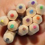 10Sets de Crayons à Colorier. Chacun avec 12crayons de différentes couleurs. Idéal pour cadeaux de fête d'anniversaire de la marque B2ACTION image 5 produit