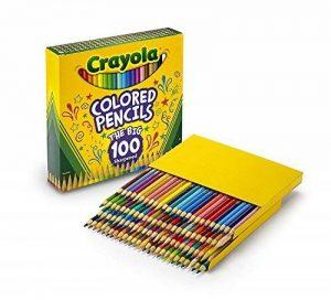 100 crayons de couleur TOP 3 image 0 produit
