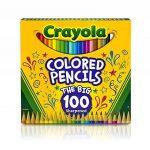 100 crayons de couleur TOP 3 image 1 produit