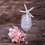 10000 Pièces Perles Gel Eau du Sol Décoration Gelée Vase de Remplissage (Blanc) de la marque eBoot image 3 produit