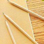 100x Milopon Crayon de Bois HB Naturel Crayon à Papier Pour Enfant Dessin Papeterie Scolaire de la marque Milopon image 1 produit