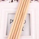 100x Milopon Crayon de Bois HB Naturel Crayon à Papier Pour Enfant Dessin Papeterie Scolaire de la marque Milopon image 5 produit