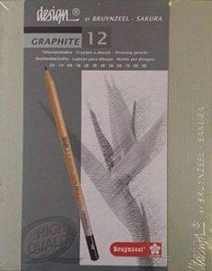 12 Crayons graphites par Bruynzeel Design de la marque BRUYNZEEL image 0 produit