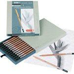 12 Crayons graphites par Bruynzeel Design de la marque BRUYNZEEL image 1 produit
