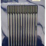 12 x recharges stylo à l'encre noire par NEO +. 8513 Cross Compatible de la marque NEO image 2 produit