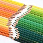 150crayons aquarelle–Ectech professionnel Crayons de couleur soluble dans l'eau pour art Dessin, croquis, livres de coloriage pour adultes de la marque ECTECH image 2 produit