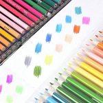 160crayons de couleur ECTECH à base d'huile, sains, non toxiques, pour dessiner de la marque ECTECH image 1 produit