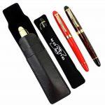 4 pièces dans la série Gullor 450 Stylo à plume en 4 couleurs (couleurs vives) avec pochette stylo original et 5 couleurs cartouche d'encre de la marque Gullor image 3 produit