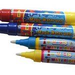 4 x Rangebow Aqua Water griffonnage de remplacement stylos 2 x grand 2 petits pour tous les tapis de dessin Aqua dessin planches de peinture à l'eau de dessin Doodle Magic quatre stylos pour 3 ans plu de la marque Rangebow® image 2 produit
