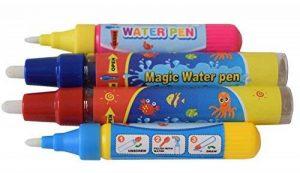 4 x Rangebow Aqua Water griffonnage de remplacement stylos 2 x grand 2 petits pour tous les tapis de dessin Aqua dessin planches de peinture à l'eau de dessin Doodle Magic quatre stylos pour 3 ans plu de la marque Rangebow® image 0 produit