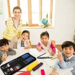 41PCS kit de dessin pro avec Crayons Fusain, crayon de couleur aquarellable, crayon graphite et accessoire dessin dans une grosse trousse, Idéal Cadeaux pour étudiant Artiste Adulte Enfant de la marque TvFly image 4 produit