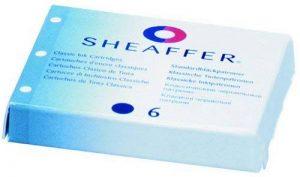 A. t. Cross Stylo plume cartouches d'encre Sheaffer Skrip Classic Bleu/Noir de la marque A.T. Cross image 0 produit