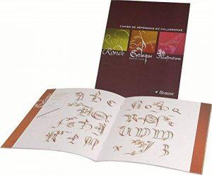 apprendre la calligraphie TOP 8 image 0 produit