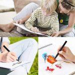 Aquarelle Brosse Stylos Set 20 Couleurs Marker Stylo Kit avec Pointe Souple pour Adulte Coloriage Livre Peinture et Calligraphie. de la marque Firbon image 2 produit