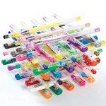 Ariel-gxr stylos gel - Lot de 48 Billes à Encre Gel Multicolore (avec Couleur Métallique Glitter Néon WaterChalk) pour Ecrire et Dessiner de la marque ariel-gxr image 1 produit
