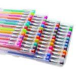 Ariel-gxr stylos gel - Lot de 48 Billes à Encre Gel Multicolore (avec Couleur Métallique Glitter Néon WaterChalk) pour Ecrire et Dessiner de la marque ariel-gxr image 3 produit
