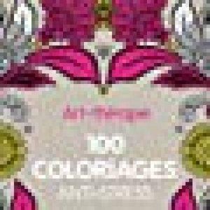 Art-thérapie : 100 coloriages anti-stress de la marque Collectif image 0 produit