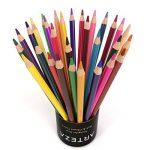 Arteza Crayons De Couleur Aquarelle En Bois - Parfait Pour Coloriage Adulte - Mine Souple - Forme Triangulaire - Pré-Aiguisé (en Tube de 48) de la marque ARTEZA® image 3 produit