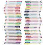 Arteza stylos à encre gel 60-individual-colors sans acide et non toxiques (0.8–Conseils de 1,0mm, lot de 60) de la marque ARTEZA® image 4 produit