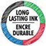 BIC 11026 Stylo-bille 4s pointe moyenne encre classique rétractable rechargeables Standard de la marque image 2 produit