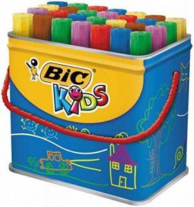 Bic 841254 Kids Decoralo Feutres de Coloriage - Boîte Métallique de 30 de la marque Bic Kids image 0 produit