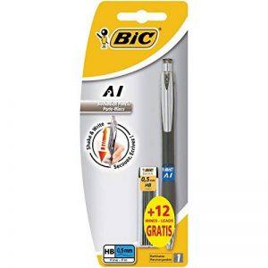 Bic 880673 Porte-mines rechargeable 1+12 mines HB Gratuites de la marque BIC image 0 produit