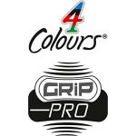 Bic 892293 4 Couleurs Grip Pro Stylos-Bille - Boîte de 12 de la marque BIC image 4 produit