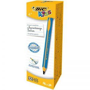 Bic 919262 Kids Crayons à Papier d'Apprentissage Ergonomiques - Boîte de 12 de la marque Bic Kids image 0 produit