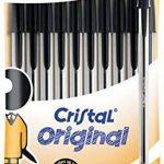 Bic - BIC Stylo a bille Cristal Medium, bleu, en sachet de 10 de la marque BIC image 1 produit