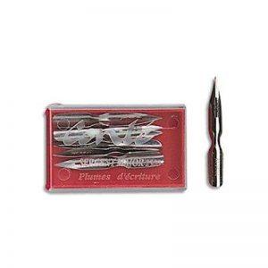 Bic - Boîte de 12 plumes sergent major, en étui de 12 de la marque BIC image 0 produit