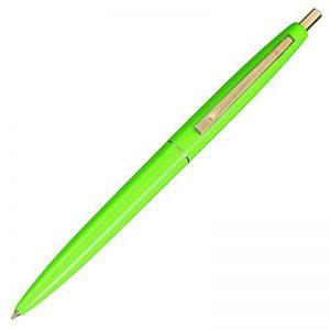 BIC Clic Doré Knock type de stylo à bille Oil-Based Vert pomme Cfcgagrn07blk de la marque BIC Japan image 0 produit