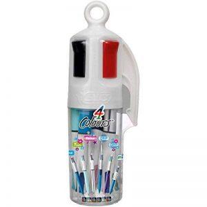 Bic Couleurs Mixte Tubo 6 Stylo-Bille 4 couleurs de la marque BIC image 0 produit