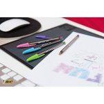 BIC Cristal Fun Stylos-bille - Violet, Boîte de 20 de la marque BIC image 4 produit