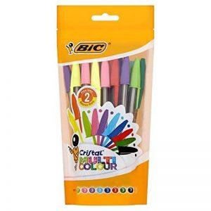BIC Cristal Stylo à bille Multicolore Lot de 20 de la marque Brand Bic image 0 produit