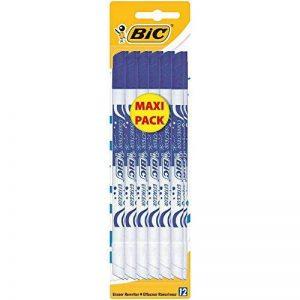 BIC Effaceurs à Encre - Blister de 12 de la marque BIC image 0 produit