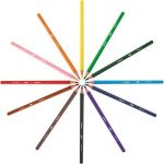 BIC Kids Evolution ECOlutions Crayons de Couleur - Classpack de 144 de la marque Bic Kids image 3 produit