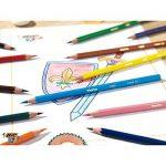 BIC Kids Kit de Coloriage pour Enfants - 8 Feutres/8 Crayons de Couleur/12 Craies, Etui Plastique de 36 de la marque Bic Kids image 3 produit