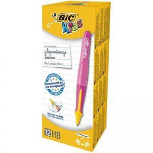 BIC Kids Porte-Mines d'Apprentissage Ergonomiques - Boîte de 12 de la marque Bic Kids image 0 produit