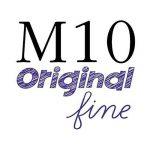 BIC Lot de 10 Stylos bille M10 CLIC Fine Pte Fine 0,7 mm Encre Noire de la marque BIC image 1 produit