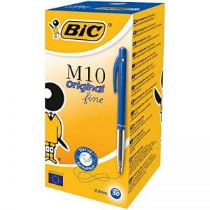 Bic M10FB Stylo bille Bleu, Transparent de la marque BIC image 0 produit