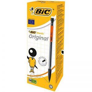 BIC Matic Original Porte-mines - 0.7mm HB, Boîte de 12 de la marque BIC image 0 produit