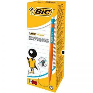 BIC Matic Strong 0.9mm Porte-mines - Couleurs Assorties, Boîte de 12 de la marque BIC image 0 produit