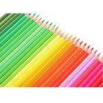 Boby's Wonderland Lot Crayon de Couleurs Enfant 120 Crayons Couleur Bois Kit pour Professionnel Artiste, pour Dessin, Coloriage, Manga de la marque Boby's Wonderland image 4 produit