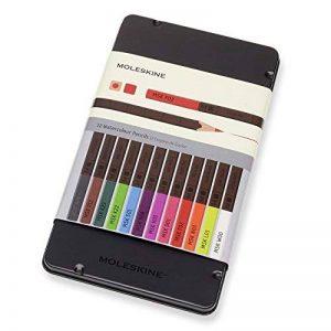 Boite 12 crayons de couleur de la marque Moleskine image 0 produit