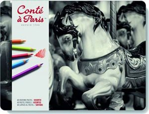 boîte de 48 crayons de couleur TOP 1 image 0 produit