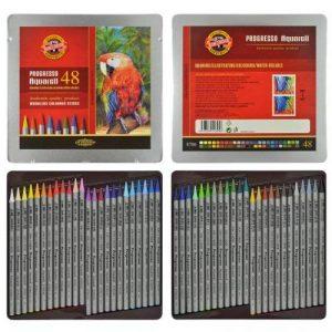 boîte de 48 crayons de couleur TOP 4 image 0 produit