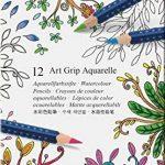 boîte 12 crayons couleur TOP 1 image 2 produit