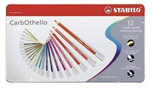 boîte 12 crayons couleur TOP 3 image 0 produit