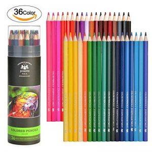 boîte de 36 crayons de couleur TOP 12 image 0 produit