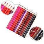 Boîte de 36 Crayons de Couleurs AGPtEK, Crayons Non-toxique et Ecologique à Dessin Anti-cassure Pré-taillés Assorties à Base d'huile pour le Coloriage, le Dessin, l'Ecriture, les Croquis et le Gribouillage, Idéal pour les Débutants de la marque AGPTEK image 3 produit